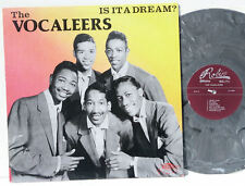 The Vocaleer - Is It A Dream - Doo Wop LP - Colered Vinyl RELIC Red Robin