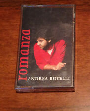 Musicassetta Romanza - Andrea Bocelli - Sugar SGR C 77801