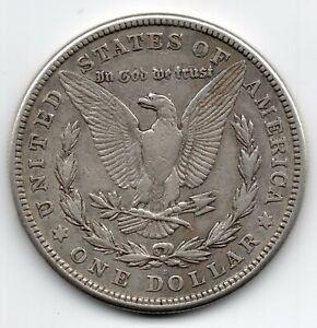 U.S.A MORGAN DOLLAR ARGENT 1921 S !