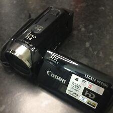Canon LEGRIA HF R506 Full HD 1920x1080 50p Camcorder (PAL, Black)