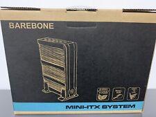 NIB JETWAY JC360F33W-B BAREBONE MINI-ITX SYSTEM Intel Atom N270