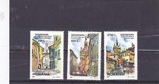 Romania 1997, Medieval Town, Castle,Sighisoara,MNH