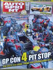 Autosprint 8 2011 mc laren mp4-12c - GP with 4 Pit Stop [sc.49]