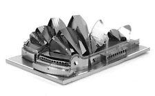 Metal Earth Sydney Opera House 3D Metal  Model + Tweezer  010534