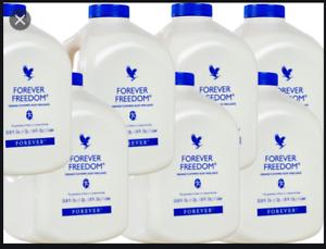 Forever Living Aloe Vera Gel Forever FREEDOM 3 Units* 1 Ltr -trio Pack