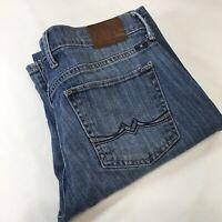 Lucky Jeans Women's Size 4 / 27 Regular Fit Straight Leg Low Rise Medium Wash