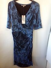 BEST OF BRITISH FOR M&S COLLECTION 3/4 Sleeve Dress Size: 14