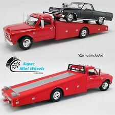 ACME 1:18 - 1967 Chevrolet Ramp Truck C-30 Red