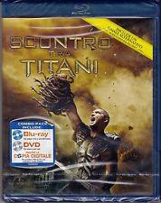 Blu-ray + Dvd **SCONTRO TRA TITANI** con finale alternativo Sigillato 2010