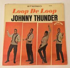 Johnny Thunder Loop De Loop  1963 original Stereo Diamond Records LP