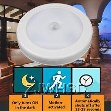LED Light Controlled PIR Sensor Automatic Body Sensing Motion Nightlight Lamp