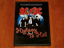 AC/DC HIGHWAY TO HELL LIVE COMPILATION DVD TV APPEARANCES RARE PERFORMANCES New