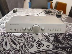 Cambridge Audio Azur 340A  Stereo Amplifier / Verstärker + FERNBEDIENUNG
