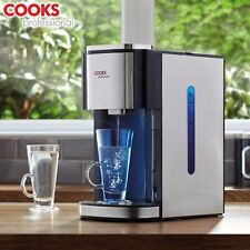 Cooks Professional Instant Hot Water Dispenser Rapid Kettle Boiler 2600W 4L NEW