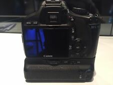 Canon EOS 550D 18.0MP Digital SLR Camera + 55mm lens - PreOwned
