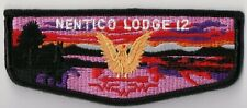 BSA OA, Nentico Lodge 12 S-10b, Baltimore Area Council Maryland MD