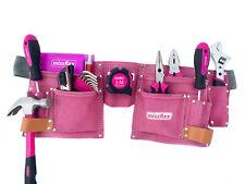 Werkzeuggürtel Pink für die Frau