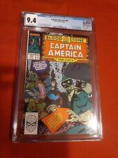 Captain America #360 CGC 9.4 (10/1989, Marvel) 1st App Crossbones (Brock Rumlow)