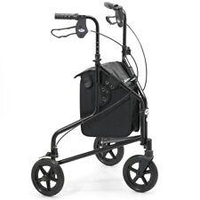 Days Lightweight Aluminium Tri Wheel Walker Graphite - 091552728
