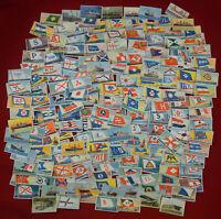 ANTIQUE VINTAGE GERMAN CIGARETTE CARDS LLOYD ZIGARETTEN BIG SET ORIGINAL LOT