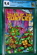 Tales of The Teenage Mutant Ninja Turtle #1 Story by Kevin Eastman & Peter Laird