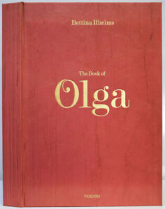 B. Rheims: The Book of Olga. (2008). Signiertes, nummeriertes Exemplar.