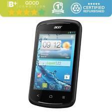 """Acer Liquid Z2 Noir & Blanc-Débloqué 4 Go 3.5"""" Affichage Android Grade B +"""