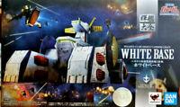 Gundam SCV-70 Base Bianca White Base - Bandai Kikan Taizen Die Cast 1:1700