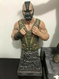 Prime One 1 Studio Bane TDKR 1/3 Bust Sideshow Collectibles