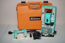Nikon Dtm 522 Total Station C10