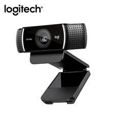 Logitech C922 Pro autofocus built-in Stream Webcam 1080p at 30FPS Full HDCamera