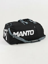 NEW! Manto Victory Sports Bag XL Gym Backpack Duffle MMA BJJ No-Gi Gear