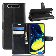 Samsung Galaxy A80 Handy Tasche Flip Cover Wallet Case Schutz Hülle Etui Schale