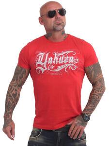Yakuza Shirt Glory rot 17026 Männer Sport,Freizeit T-hirt Neu Sale Tattoo Street