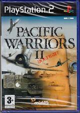 Ps2 PlayStation 2 **PACIFIC WARRIORS II DOGFIGHT** nuovo sigillato italiano pal