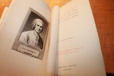CONFESSIONS of JEAN JACQUES ROUSSEAU 1896 illustrated Ed Hedouin 1,000 copies