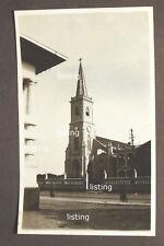 Photo 1925 Igreja Catedral da BEIRA, Sofala,Moçambique,Escola de Artes e Ofícios
