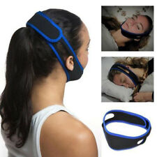 1 pc Anti Snore Stop Snoring Sleep Chin Strap Snore Belt Anti Apnea Adjustable