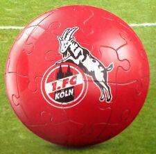 1. FC Köln Ravensburger Puzzle Ball 3D Fußball Bundesliga Ø5cm