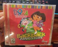 Dora The Explorer - Backpack Adventures -   PC GAME - FREE POST *