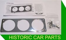 Chrome Radio Remplacement, Instrument Panel pour MGB Roadster MGBGT 1962-80