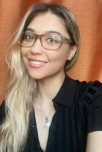 New COACH HC 4860 8451 51mm Women's Eyeglasses Frame