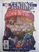 bb X-MEN: SENTINEL #1-12 LOT (17 books) Includes '06 miniseries; Scarce books!