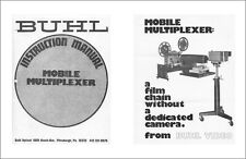 Buhl Multiplexer Instruction Manual (30 Page Pdf Manual on Cd)
