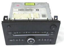 12774897 AUTORADIO SAAB 9-3 1.9 110KW 5P D 6M (2007) RICAMBIO USATO ( NON FORNIA