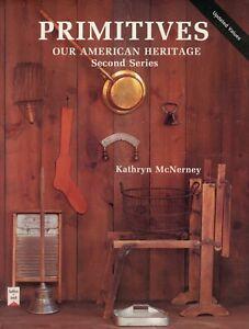 American Primitive Antiques – Treenware Kitchen Tools  Furniture/ Book + Values