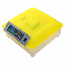56 Pcs Eggs Digital Egg Incubator Hatcher Temperature Control Automatic Turning