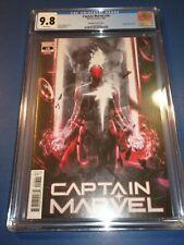 Captain Marvel #16 Bosslogic Variant CGC 9.8 NM/M Gorgeous Gem