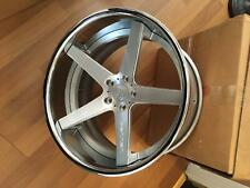 """21"""" FORGED 3 PIECE WHEELS FOR BMW WIDEBODY FITMENT M6 E63, M3, M5, M4"""