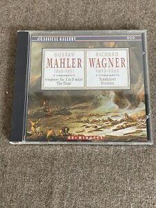 Mahler, Wagner - Symphonie Nr. 1 Der Titan, Tannhauser (CD, 1995)